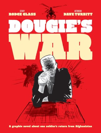 Dougie's War Cover, 2010