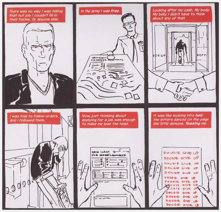 Dougie page sample 1