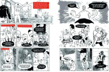 Sample Pages - Dougie on the Attack